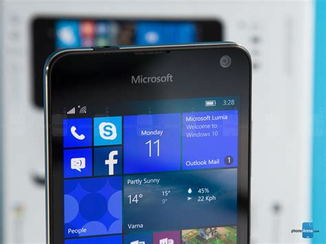 microsoft lumia 650 review call quality battery and cocnlusion