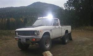 My 79 4x4 Chevy Luv