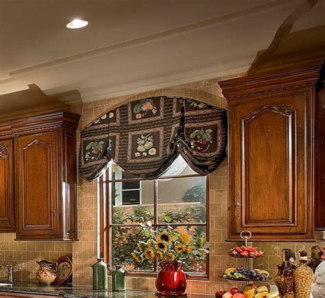 fabric valances  blind mice window coverings