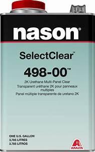 Axalta Nason Overall Clearcoat  Gallon