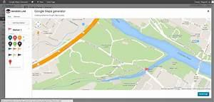 Google Maps Generator For Wordpress By Mageeklab