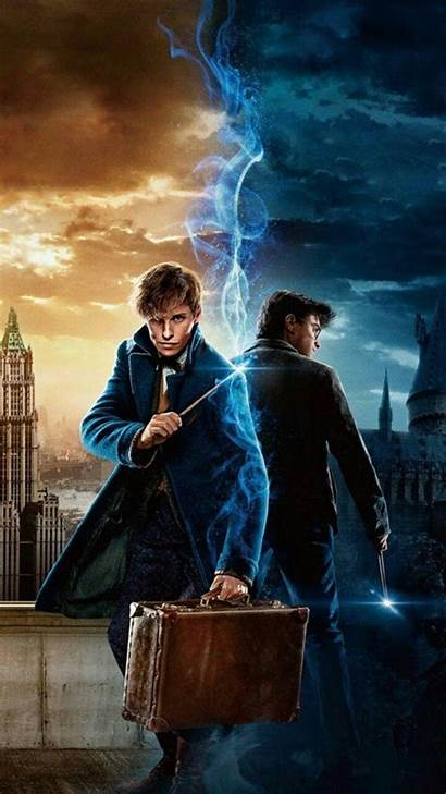 Fantastic Beasts Wallpapers Potter Harry