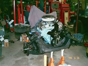 1969 Pontiac Firebird Convertable Restoration