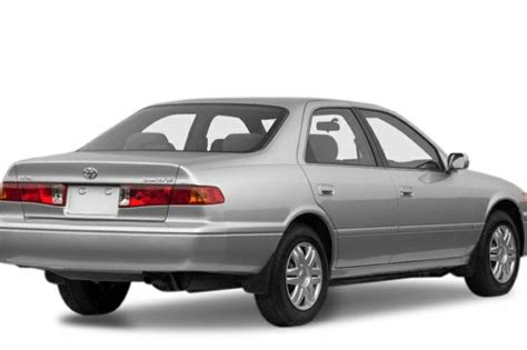 2001 Toyota Camry Pictures