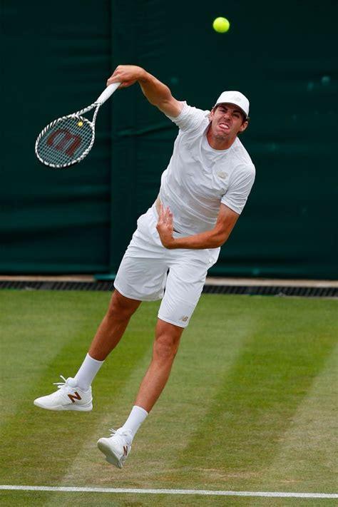 Alejandro tabilo vs aslan karatsev Reilly Opelka stuns Stan Wawrinka after marathon Wimbledon clash | Tennis | Sport | Express.co.uk
