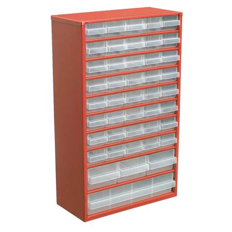 Cabinet Storage Drawers by Sealey Garage Workshop Part Tool Storage Cabinet Box 44