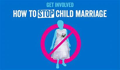 Marriage Child Stop End Plan International Early