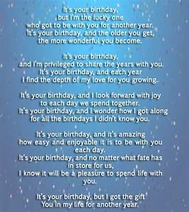 Happy Birthday Poems For Friends & Family - 2HappyBirthday
