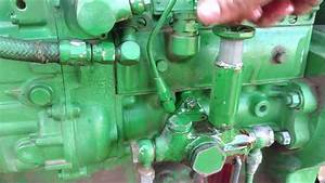 How To Change John Deere 4430 Fuel Filters