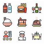 Menu Restaurant Clipart Icons Transparent Getdrawings Icon