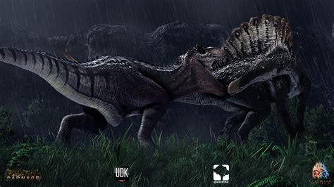 rex  spino image primal carnage indie db