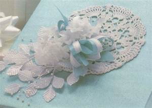 Gift Package Doily Crochet Pattern Instructions