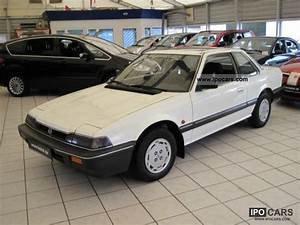 1986 Honda Prelude 1 8 Ex Hand Out 1  39 131 Original Km