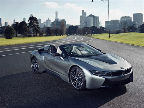 Bmw I8 Roadster 4k Wallpapers by Bmw I8 Roadster 2018 Front Hd Cars 4k Wallpapers Images