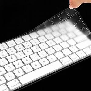 For Apple Magic Keyboard Clear Tpu Laptop Keyboard Cover Skin Protective Film  Us Layout 4507042