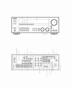 Service Manual For Kenwood Vr-6060