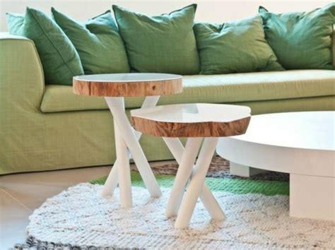 Le bois massif devient un meuble plus que rustique