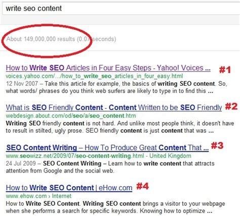Seo Articles - how to write seo content in 2016 6 things freelancers