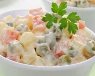 salade de pates sans mayonnaise recette de salade pi 233 montaise light sans mayonnaise