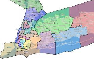 New York Congressional District Map