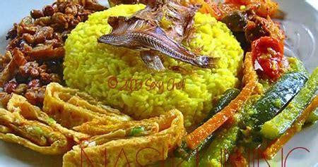 Share tweet save share +1. 1001 Resep Cara Membuat Nasi Kuning Komplit