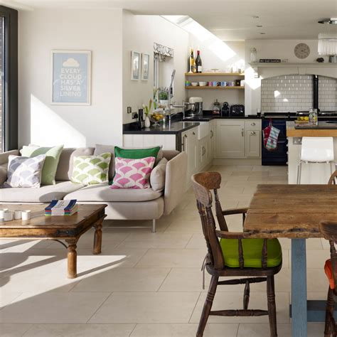 kitchen island as dining table kitchen extension ideas ideal home