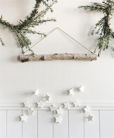 diy tiny star wall hanging scandinavian gatherings book