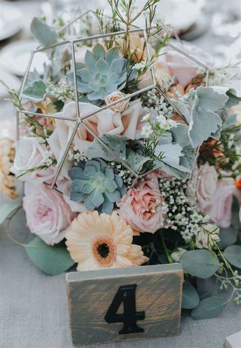 Unique Succulents Wedding Ideas And Trends For 2018