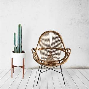 Modern handwoven rattan chairs from wend design milk for Rattan chairs design