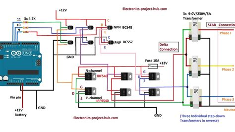 Inverter Diy Electronics Projects