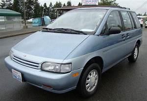 Nissan Axxess 1990