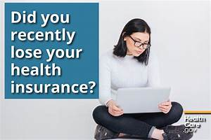 Lose your health insurance? You may be able to enroll now ...