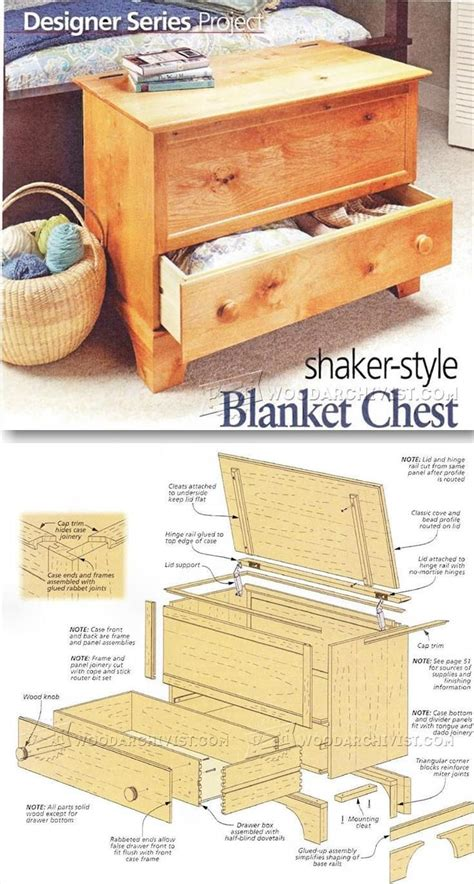 ideas  blanket chest  pinterest blanket holder big toy box  rustic cat