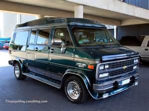 Chevrolet Chevy Van G20