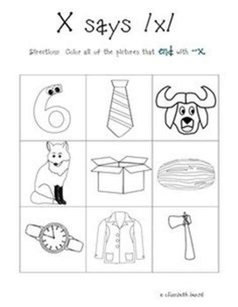 1000 images about letter x on preschool