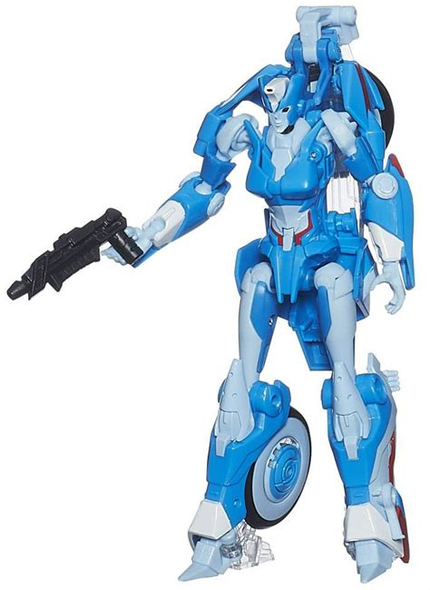 Chromia figure comes with a blaster, silencer, and grenade accessories. Chromia - Transformers Toys - TFW2005