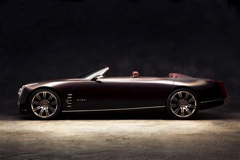 New Cadillac Ciel 4-door Convertible Concept Wows Pebble