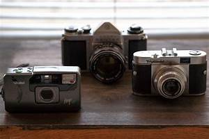 Which Film Camera Should I Buy  A Beginners Guide To