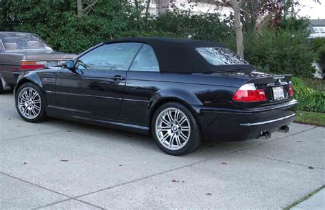 2004 Bmw M3 Specs by 2004 Bmw M3 Cabrio E46 Pictures Information And Specs