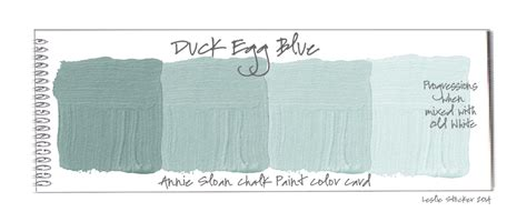 color palettes duck egg blue