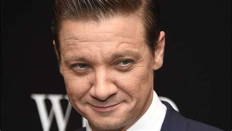 Jeremy Renner New Haircut Spoiler One News Page Video