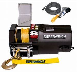 Wiring Diagram Superwinch S4000