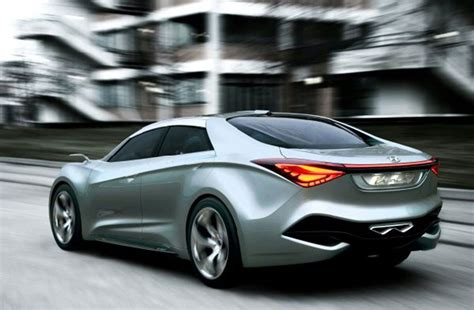 New Hybrid Cars by New Hyundai I Flow Hed 7 Hybrid Concept Revealed In Geneva