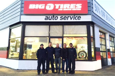 Family Is Big For Surrey Tire And Mechanic Shop