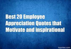 Best 20 Employee Appreciation Quotes that Motivate and ...