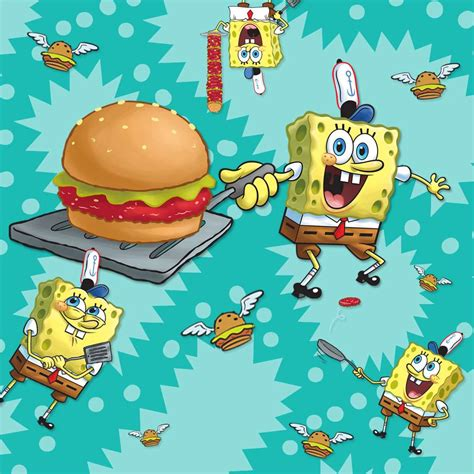 spongebob greatest moments squarepants krabby nick yellow face stretchy too laugh far patty larger many than there