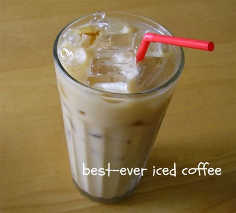 The best way to make iced coffee (it isn't cold brew). Been There. Done That.: best-ever iced coffee