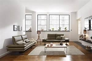 Canapé Contemporain Tissu : canap design contemporain 3 places alwin c livraison gratuite ~ Teatrodelosmanantiales.com Idées de Décoration