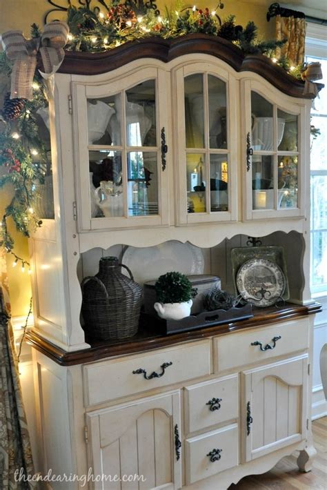 painted china cabinet ideas home decor