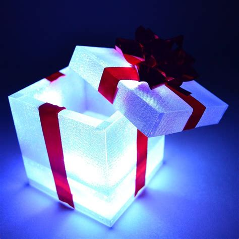 led light up presents everly home gift unique gifts gadget style